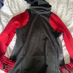 Running room running jacket NWT